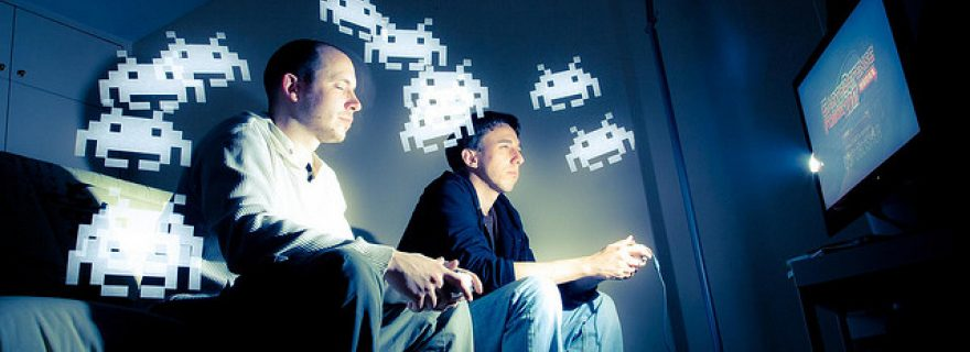 The fountain of Youth: Videogames!