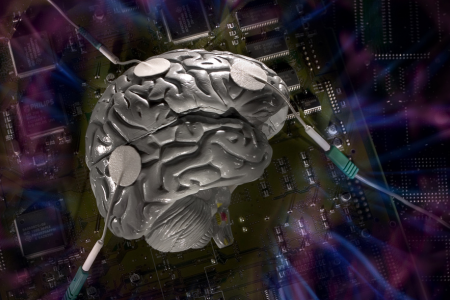 Commercial brain stimulation device impairs working memory