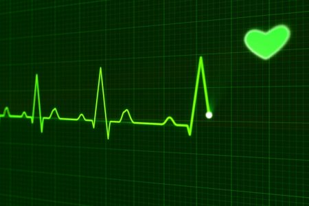 The heartbeat of a flexible mind
