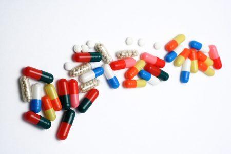 Neurotransmitters as food supplements: GABA